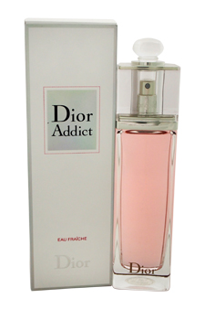 Christian Dior Dior Addict Eau Fraiche women 3.4oz EDT Spray