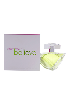 Britney Spears Believe women 3.3oz EDP Spray