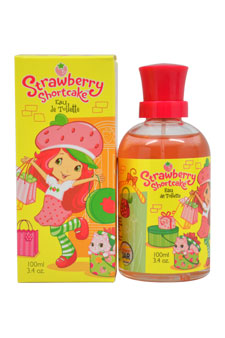 Strawberry Shortcake by Marmol & Son for Kids - 3.4 oz EDT Spray