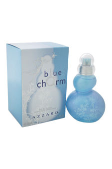 Loris Azzaro Blue Charm women 1.7oz EDT Spray
