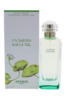 Un Jardin Sur Le Nil by Hermes for Unisex - 3.3 oz EDT Spray