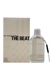 Burberry The Beat women 2.5oz EDT Spray