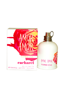 Cacharel Amor Amor Sunrise women 3.4oz EDT Spray