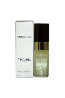 Chanel Cristalle women 3.4oz EDT Spray