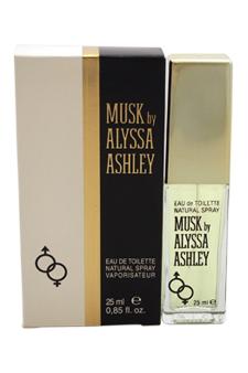 Houbigant Alyssa Ashley Musk women 0.85oz EDT Spray