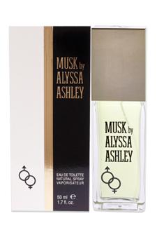 Houbigant Alyssa Ashley Musk women 1.7oz EDT Spray