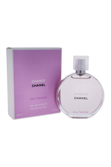 Chanel Chance Eau Tendre women 1.7oz EDT Spray
