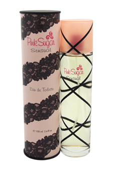Aquolina Pink Sugar Sensual women 3.4oz EDT Spray