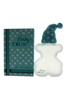 Click here for Tous Baby 3.4 Oz Edc For Boys And Girls - TOUB34SU prices