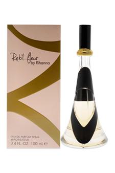 Reb'l Fleur by Rihanna for Women - 3.4 oz EDP Spray