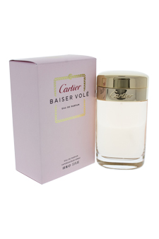 Cartier Baiser Vole women 3.3oz EDP Spray