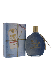 Diesel Fuel For Life Denim Collection by Diesel for Women - 2.5 oz EDT Spray