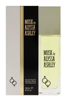 Alyssa Ashley Musk women 3.4oz EDT Spray