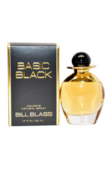 Bill Blass Basic Black women 1.7oz Cologne Spray