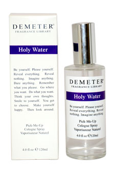 Holy Water by Demeter for Women - 4 oz Cologne Spray