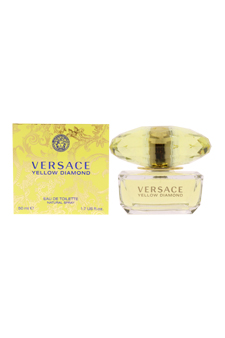 Click here for Versace Yellow Diamond Versace 1.7 oz EDT Spray fo... prices