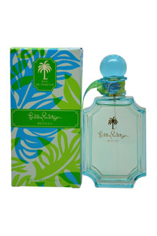 Lilly Pulitzer Beachy by Lilly Pulitzer for Women - 3.4 oz EDP Spray