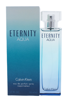 Calvin Klein Eternity Aqua women 1.7oz EDP Spray