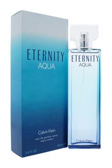 Calvin Klein Eternity Aqua women 3.4oz EDP Spray