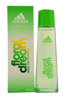 Adidas Floral Dream women 2.5oz EDT Spray