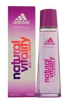 Adidas Natural Vitality women 2.5oz EDT Spray