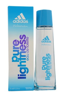 Adidas Pure Lightness women 2.5oz EDT Spray