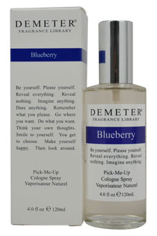 Blueberry by Demeter for Women - 4 oz Cologne Spray