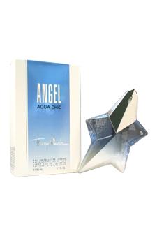 Angel Aqua Chic by Thierry Mugler for Women - 1.7 oz Light EDT Spray