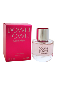 Calvin Klein Down Town women 1.7oz EDP Spray