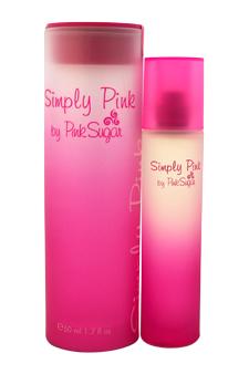 Aquolina Pink Sugar Simply Pink women 1.7oz EDT Spray