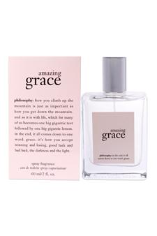 Amazing Grace by Philosophy for Women - 2 oz EDT Spray