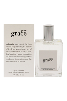 Pure Grace by Philosophy for Women - 2 oz EDT Spray