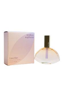 Calvin Klein Endless Euphoria women 2.5oz EDP Spray