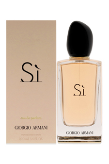 Giorgio Armani Si women 3.3oz EDP Spray