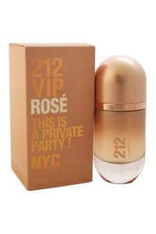 212 VIP Rose by Carolina Herrera for Women - 1.7 oz EDP Spray