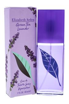Green Tea Lavender by Elizabeth Arden for Women - 1 oz EDT Spray