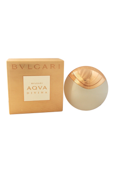 Bvlgari Aqva Divina women 2.2oz EDT Spray