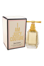 I Am Juicy Couture by Juicy Couture for Women - 3.4 oz EDP Spray