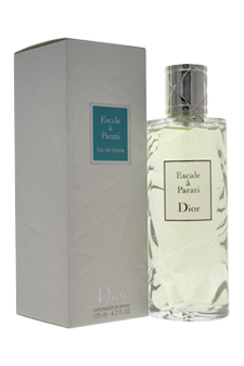 Christian Dior Escale A Parati women 4.2oz EDT Spray