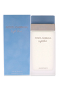 Light Blue by Dolce & Gabbana for Women - 6.7 oz EDT Spray
