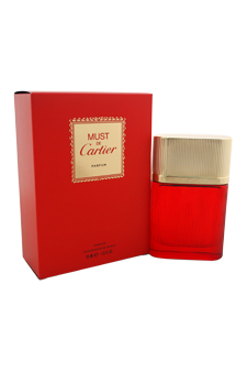 Must De Cartier women 1.6oz Parfum Spray