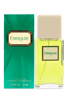 Coty Emeraude women 2.5oz Cologne Spray