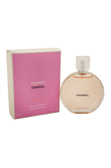 Chance Eau Vive by Chanel for Women - 1.7 oz EDT Spray