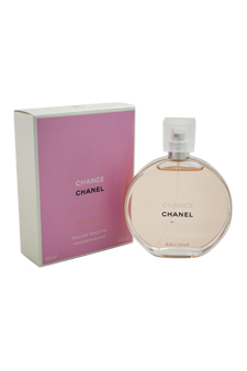 Chanel Chance Eau Vive women 3.4oz EDT Spray