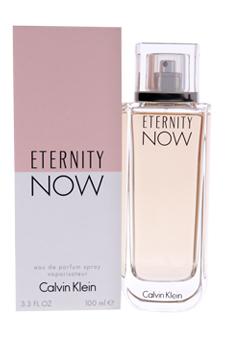 Calvin Klein Eternity Now women 3.4oz EDP Spray
