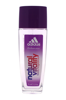 Adidas Natural Vitality women 2.5oz Spray