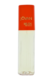 Jovan Musk by Jovan for Women - 2 oz Cologne Spray (Unboxed)