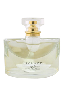 Bvlgari women 3.4oz EDT Spray (Unboxed)