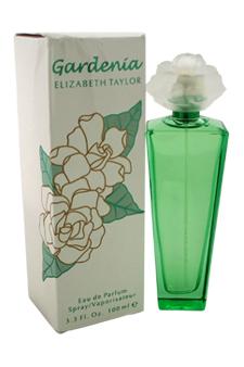 Gardenia by Elizabeth Taylor for Women - 3.3 oz EDP Spray (Unboxed)