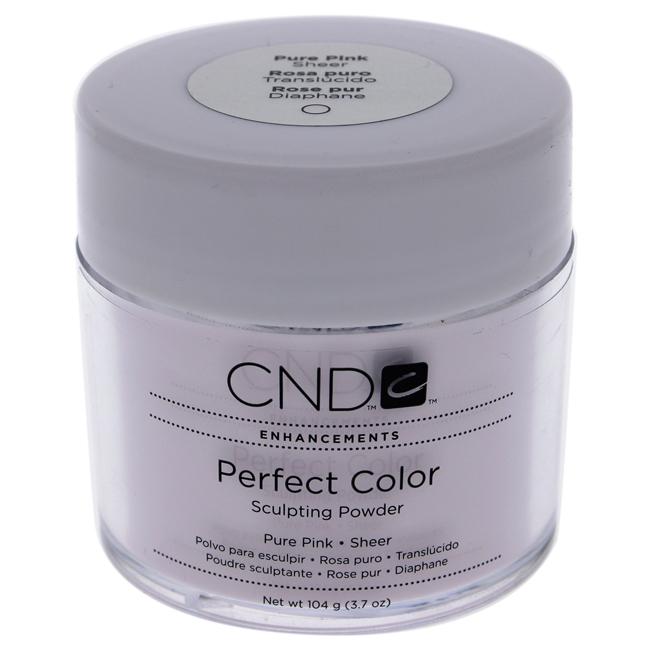 CND Perfect Color Sculpting Powder - Intense Pink: Sheer